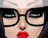 stylish nerd glasses