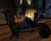 Cuddle lounger