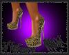 Cedar Swirl Heels