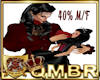 QMBR 40% Bottle Fed Vamp