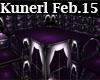 (K) Purple ShowRoom