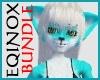 Ice Mint Fox Bundle (F)