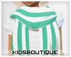 -Child Green Scarve