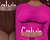 Calvin Sport RL Pink