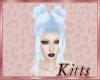 Kitts* Baby Blue Ariel