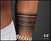 Ez| Arm Band Tattoo (L)