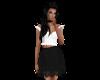 Vixen Black Skirt