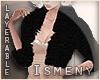 [Is] Fur Black Coat