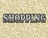 Placa em 3D Shopping