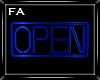 (FA)OpenSign Blue