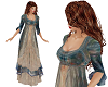 TF* Sheer Romance Gown