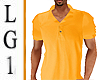 LG1 Yellow Polo