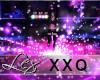LEX DJ Lights XXQ galaxy