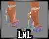 Dark Holo heels
