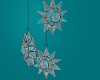 Star Hanging Lamps