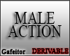 Male Sction Derivable