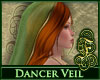Dancer Veil Green