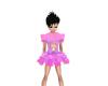 Kids Pink Parade Dress