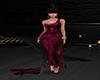 GL-Sparkling Plum Gown