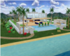 dreamy villa