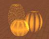 38RB Vase Orange