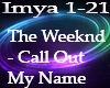 Imya Weeknd