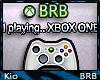 ki -BRB Xbox One,1-F/M