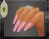 !]J[Rose Pink Nails