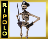 Rip Ani Pirate Skeleton