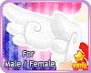 *Y* White`Chibi Wings
