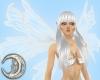 White Fantasy Wings