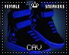Beatz Blue Shoes F