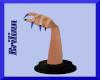 [B] Colbalt Blue Nails