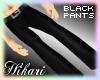 [Soul Eater] Black Pants