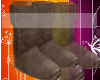 [X]Brown Boots