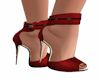 (DR) RED HIGH HEELS