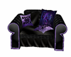 Rock The Skulls Loveseat