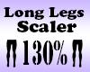 Long Legs Scaler 130%