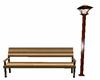 # Romantic Bench #