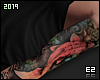 Ez| Arm Tattoo (L)