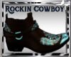 Rockin CB Feathers Boots