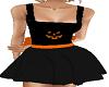 Pumpkin Face Dress