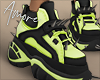 $ Spiked Sneakers M