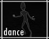 Alien Dancer Grey