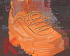 fila orange kicks