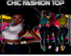Chic Fashion Jeans (wh)
