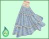 Gypsy Skirt Blue