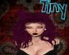Tisha Burgundy