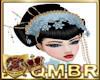 QMBR Geisha Headdress B