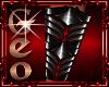 Geo Black Dragon Cuff L